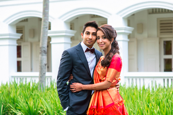 Yamini and Divyan Wedding